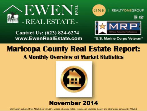 November Market Report Ewen Real Estate