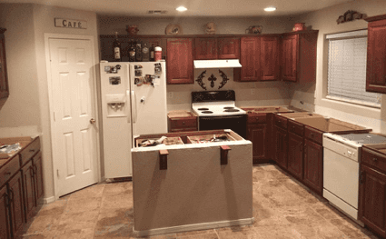 Kitchen Remodel To Increase Your Homes Value1 before by Ewen Real Estate