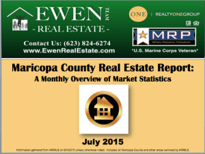 Ewen real estate July 2015 market report