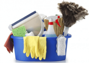 Cleaning a home Ewen Real Estate