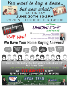 Ewen Real Estates home buying seminar