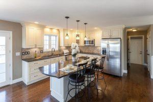 Staging your home for sale kitchen