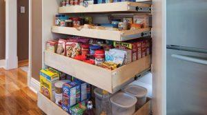 Staging your home pantry